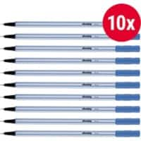 Niceday Fineliner Pen FL0.4 Blue Pack 10