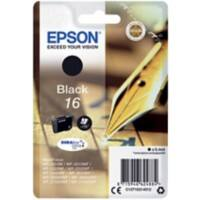 Epson 16 Original Ink Cartridge C13T16214012 Black