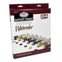 Royal & Langnickel Paint Set Watercolour Assorted WAT21-24