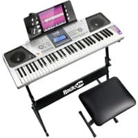 RockJam Keyboard RJ661-SK Grey