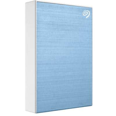 Seagate 1 TB External Portable Hard Drive One Touch Blue