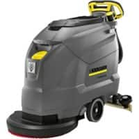 Kärcher Cordless Scrubber Dryer Professional BD 50/50 C Classic Grey Fresh Water Capacity 50L & Dirt Water Capacity 50L