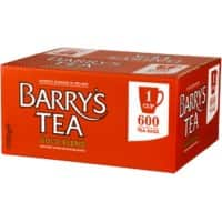 Barry's Tea Gold Blend Tea Bags Decaffeinated 1500g Pack of 600