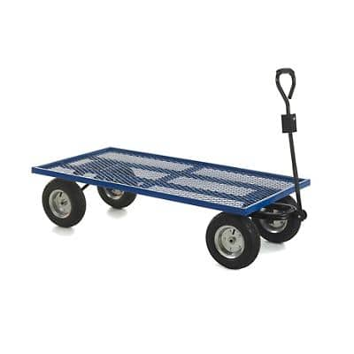 GPC General Purpose Truck Blue TI592R Capacity: 500L 370 mm 750 mm 1500 mm
