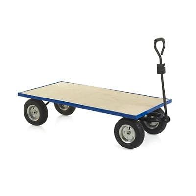 GPC General Purpose Truck Blue TI596R Capacity: 500L 370 mm 750 mm 1500 mm