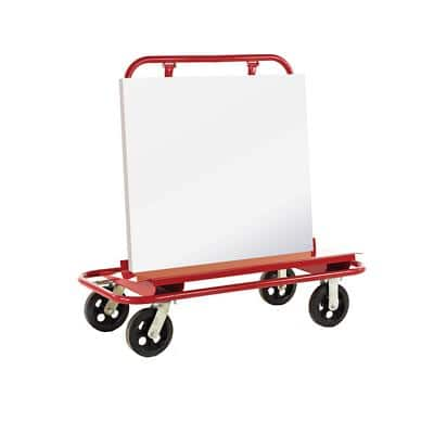 GPC Trolley DWT80Y Red 800L 584mm x 1219mm x 1219mm