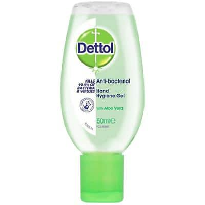 Dettol Antibacterial Hand Gel 50 ml