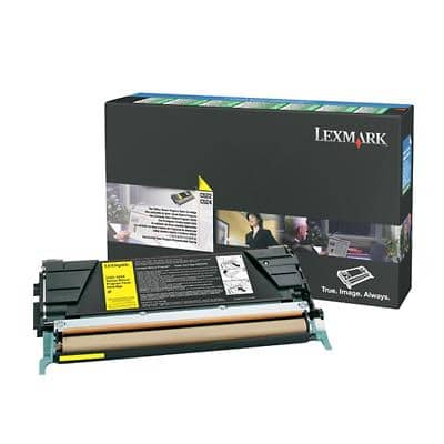 Lexmark C522A3YG toner cartridge Original Yellow 1 pc(s)