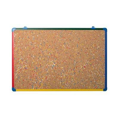 Bi-Office Schoolmate Cork Board 900 x 600 mm