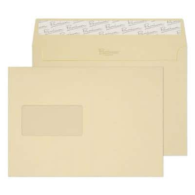 PREMIUM C5 Envelopes 229 x 162 mm 120 gsm Vellum Laid Pack of 500