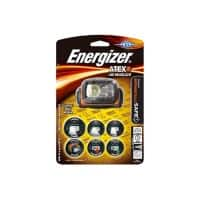 Energizer Head Torch Plastic 55 x 146 x 241 mm Black