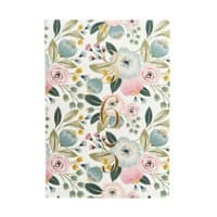 GO STATIONERY Floral Bouquet Diary Classic A5 1 Week on 2 pages 2021 Assorted