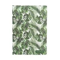 GO STATIONERY Palm Leaf Diary A5 Classic 1 Week on 2 pages 2021 Assorted