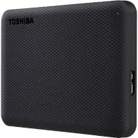 Toshiba 4 TB External Portable Hard Drive Canvio Advance Black