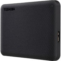 Toshiba 2 TB External Portable Hard Drive Canvio Advance Black