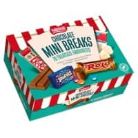 Nestlé Mini Breaks Chocolates Mixed Box Pack of 70