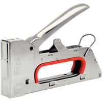 Rapid R153E Staple Gun Silver
