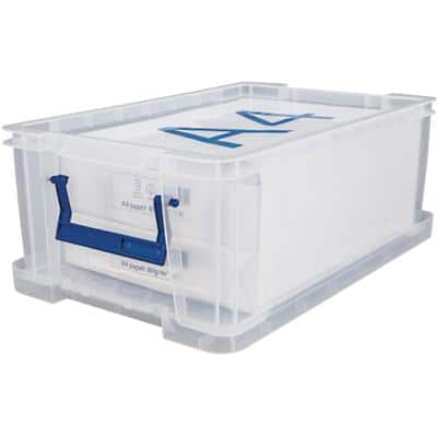 Bankers Box Prostore Plastic Storage Box 10 Litre 155 x 395 x 255 mm