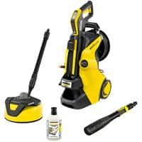 Kärcher Corded Pressure Washer K5 Premium Smart Control Home Yellow, Black