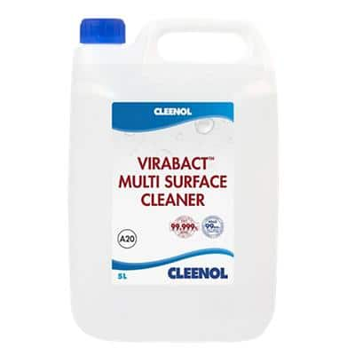 Cleenol Multi Surface Cleaner Virabact 5L