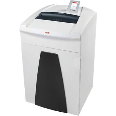 HSM SECURIO P36i Particle-Cut Shredder Security Level P-4 27-29 Sheets