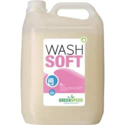 GREENSPEED by ecover Fabric Conditioner Wash Soft floral 5 l