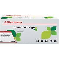 Compatible Office Depot Canon 737 Toner Cartridge Black