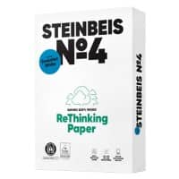 Steinbeis 100% Recycled Evolution Printer Paper A3 80 gsm White 135 CIE 500 Sheets