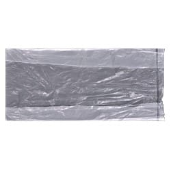 Clear Sacks Pedal Bin Medium Weight 280 x 457 x 457 (11 x 18 x 18) Box 1000