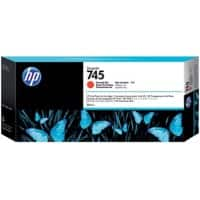 HP 745 Original Ink Cartridge F9K06A Chromatic Red
