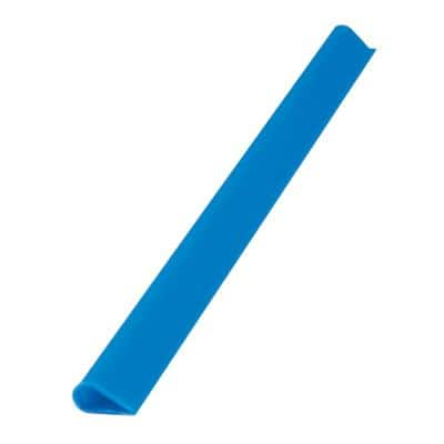 DURABLE Spine Bars 2931/06 A4 Blue Plastic 1.3 x 0.6 x 29.7 cm 50 Pieces