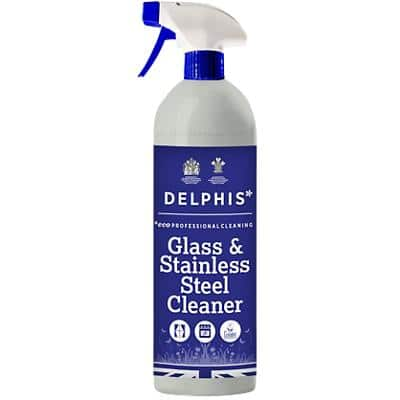 Delphis Eco WGL007 Glass and Stainless Steel Cleaner 700ml