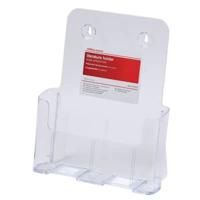 Office Depot A4 Single Tier Literature Holder