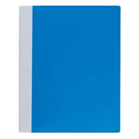 Office Depot Display Book A4 Blue polypropylene 310 x 245 x 25 mm