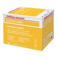Office Depot Printer Papers A4 80gsm White 2500 Sheets