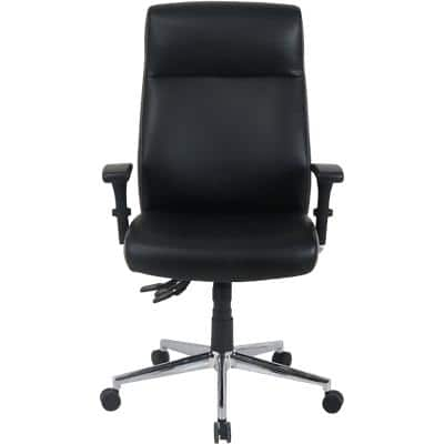 Realspace Executive Office Chair Artemis Black