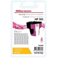 Office Depot Compatible HP 363 Ink Cartridge C8772EE Magenta