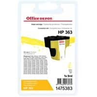 Office Depot Compatible HP 363 Ink Cartridge C8773EE Yellow