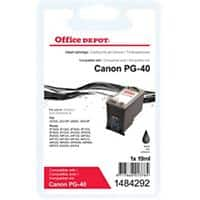 Office Depot Compatible Canon PG-40 Ink Cartridge Black