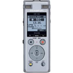 OLYMPUS Digital Voice Recorder DM-720 silver