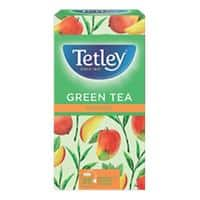 Tetley Mango Tea Bags 100g Pack of 25