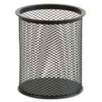 Office Depot Pencil Cup Wire Mesh Black 9 x 9 x 10 cm
