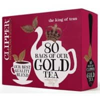 Clipper Black Tea Bags 80 Pieces
