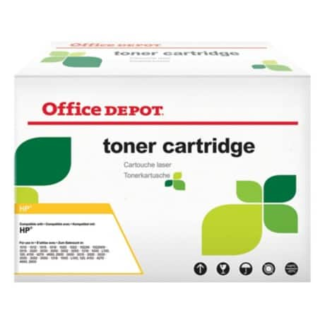 Office Depot Compatible HP 641A Toner Cartridge 1542572 Magenta