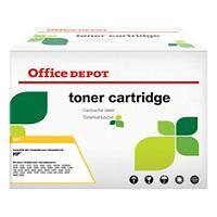 Compatible Office Depot HP 10A Toner Cartridge Q2610A Black