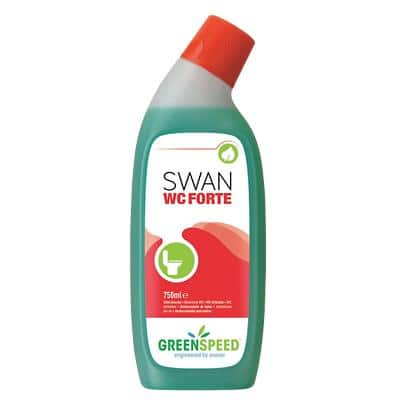 GREENSPEED by ecover Swan Toilet Descaler WC Forte 750ml