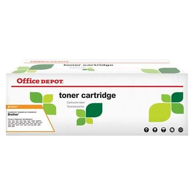 Compatible Office Depot Brother TN-3170 Toner Cartridge Black