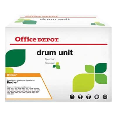 Office Depot Compatible Brother DR-6000 Drum Black