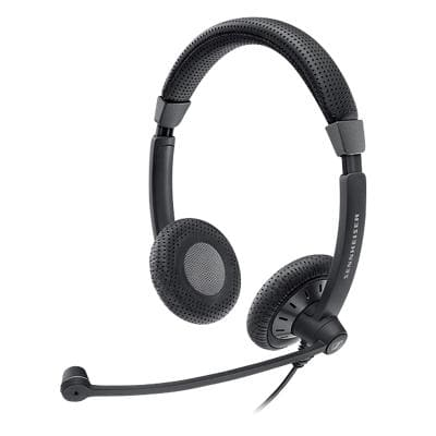 Sennheiser Headset SC 75 USB MS Black