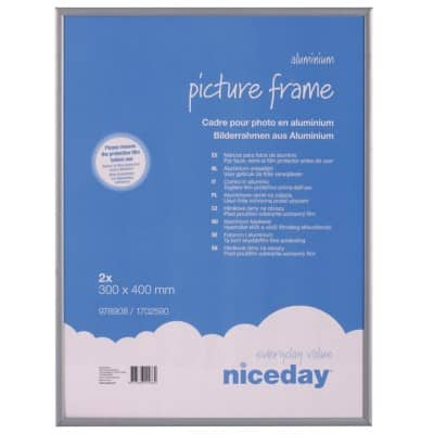 Niceday Picture Frame 978908 300 x 400 mm 2 Pieces